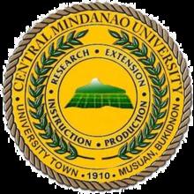 Central Mindanao University (2015)