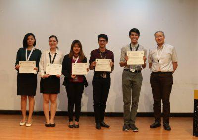 YSBF Graduate Division